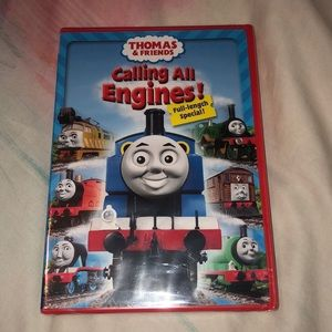 NEW Thomas & Friends Calling All Engines DVD